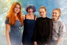 Frisuren-Trends 4 - Medusen, die fabelhafte Welt aus Form und Farbe