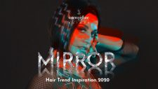 Frisuren-Trends 3 - Intercoiffure Suisse präsentiert die neue Collection MIRROR 2020