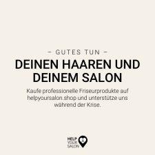 1 | Schwarzkopf Professional - HelpYourSalon damit das Haar nicht in der Corona-Krise bleibt