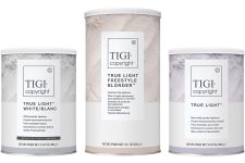 True Light White, True Light und True Light Freestyle Blonder - Bild