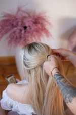 Frisuren-Trends 15 - Corona-Frisur leicht gemacht