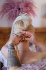 Frisuren-Trends 16 - Corona-Frisur leicht gemacht
