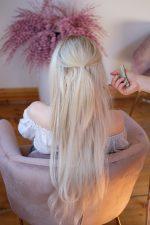 Frisuren-Trends 21 - Corona-Frisur leicht gemacht