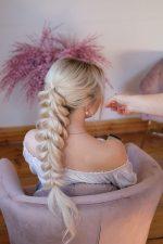 Frisuren-Trends 25 - Corona-Frisur leicht gemacht