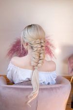 Frisuren-Trends 28 - Corona-Frisur leicht gemacht