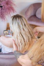 Frisuren-Trends 30 - Corona-Frisur leicht gemacht