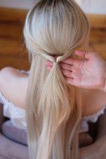 Frisuren-Trends 5 - Corona-Frisur leicht gemacht