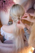 Frisuren-Trends 7 - Corona-Frisur leicht gemacht