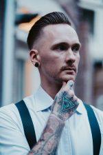 Frisuren-Trends 10 - Skinfaded Sideparting - Wahl präsentiert den markanten Männerlook 2020