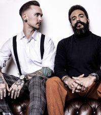 Frisuren-Trends 11 - Skinfaded Sideparting - Wahl präsentiert den markanten Männerlook 2020