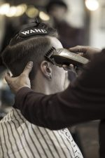 Frisuren-Trends 15 - Skinfaded Sideparting - Wahl präsentiert den markanten Männerlook 2020