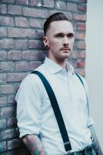Frisuren-Trends 8 - Skinfaded Sideparting - Wahl präsentiert den markanten Männerlook 2020