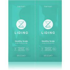 Liding Healthy Scalp