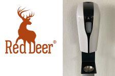 Desinfektion leicht gemacht: Automatischer Dispenser von Red Deer® - Bild