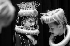 Frisuren-Trends 35 - The Red Thread von Lisa Bedrava