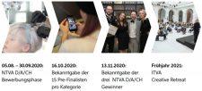 4   NTVA 2020 - Die Competition ist eröffnet
