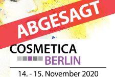 Auch die COSMETICA Berlin findet nicht statt - Bild