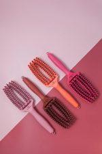 Olivia Garden Fingerbrush Combo Blush