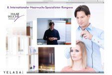 1 | 8. Internationaler Haarwuchs-Spezialisten Kongress 2020