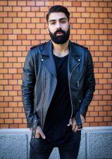 Frisuren-Trends 1 - Modern Side Part & Beard Look by MOSER
