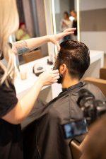 Frisuren-Trends 3 - Modern Side Part & Beard Look by MOSER