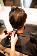 Frisuren-Trends 5 - Modern Side Part & Beard Look by MOSER