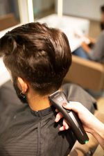 Frisuren-Trends 6 - Modern Side Part & Beard Look by MOSER
