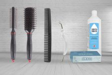Barbershop mit dem Olivia Garden Hygieneset ProControl