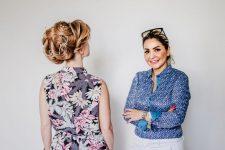 2 | Hochsteck-Seminare mit internationaler Hair Artistin Yeliz Kaya