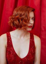 Frisuren-Trends 6 - Fashion- & Styling-Botschaft für die Fest- und Feiertage