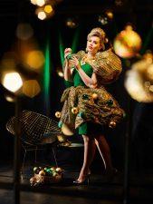 Frisuren-Trends 10 - Weihnachten à la Audrey