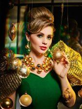 Frisuren-Trends 11 - Weihnachten à la Audrey