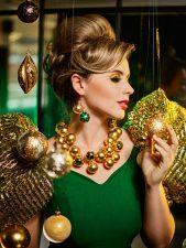 Frisuren-Trends 12 - Weihnachten à la Audrey
