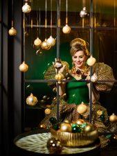 Frisuren-Trends 2 - Weihnachten à la Audrey