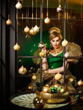Frisuren-Trends 3 - Weihnachten à la Audrey