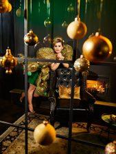 Frisuren-Trends 4 - Weihnachten à la Audrey