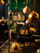 Frisuren-Trends 6 - Weihnachten à la Audrey