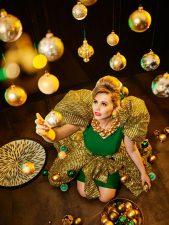 Frisuren-Trends 7 - Weihnachten à la Audrey