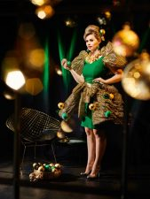 Frisuren-Trends 8 - Weihnachten à la Audrey