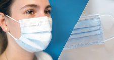 5   Hansemaske - medizinische Schutzmaske für Hamburg