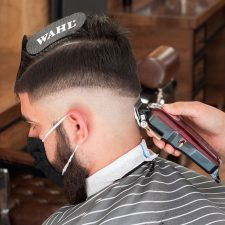 Frisuren-Trends 12 - Side Parting Fade Haircut