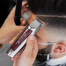 Frisuren-Trends 15 - Side Parting Fade Haircut