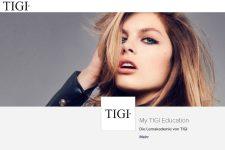 Die neue TIGI Digital Academy My TIGI Education geht online - Bild