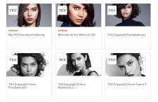 3 | Die neue TIGI Digital Academy My TIGI Education geht online