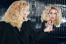 Frisuren-Trends 17 - NIGHT MOVES - Die Goldwell Couture Collection 2021