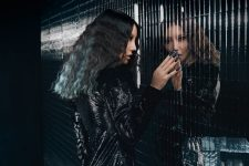 Frisuren-Trends 23 - NIGHT MOVES - Die Goldwell Couture Collection 2021