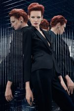 Frisuren-Trends 4 - NIGHT MOVES - Die Goldwell Couture Collection 2021