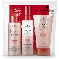 BC Bonacure Travel Kits