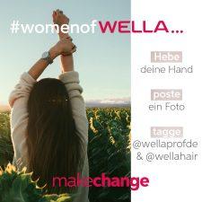 4 | Frauen von Wella machen sich stark für Chancengleichheit in der Friseurindustrie
