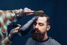 Frisuren-Trends 15 - WAHL präsentiert kultige Männertrends in Zusammenarbeit mit Jürgen Niederl